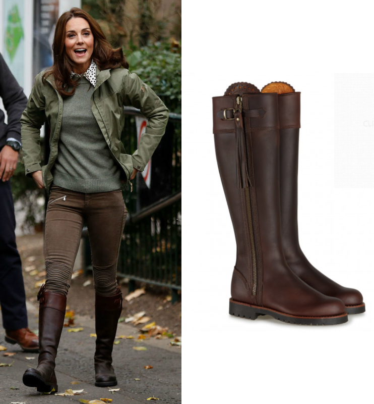 Shoe Obsession Kate Middleton\u0027s Penelope Chilvers Boots